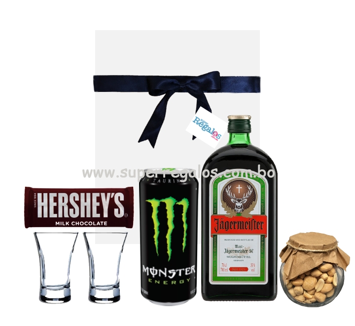 Combo Jagermeister