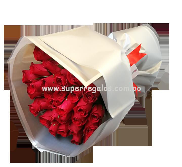 Ramo de 50 rosas - 0009