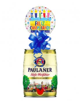 Barril de 5 Ltr de Cerveza Paulaner