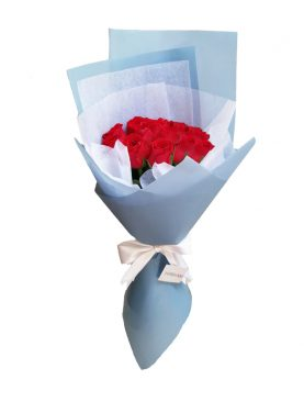 Ramo Blue 12 Rosas