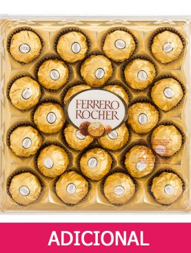 Chocolates Ferrero Rocher de 24 unidades