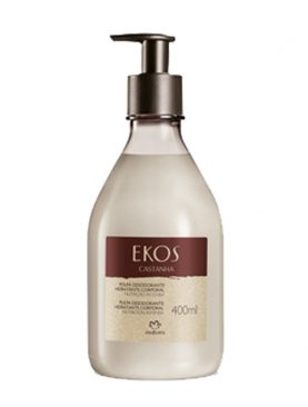 Ekos - Pulpa hidratante corporal - Castaña