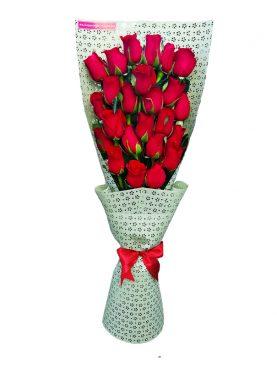 Ramo de 24 rosas - 0040